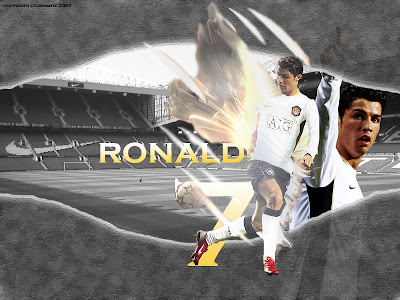 Cristiano Ronaldo-Ronaldo-CR7-Manchester United-Portugal-Transfer to Real Madrid-Wallpapers 2