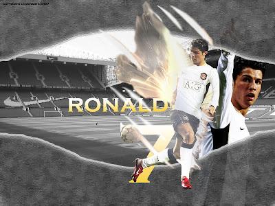 Cristiano Ronaldo-Ronaldo-CR7-Manchester United-Portugal-Transfer to Real Madrid-Wallpapers 2