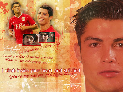 Cristiano Ronaldo-Ronaldo-CR7-Manchester United-Portugal-Transfer to Real Madrid-Wallpapers 1