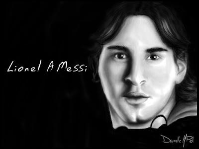 Lionel Messi-Messi-Barcelona-Argentina-Wallpapers 2