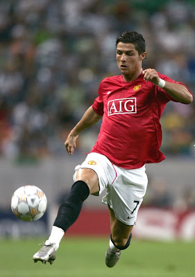 Cristiano Ronaldo-Ronaldo-CR7-Manchester United-Portugal-Transfer to Real Madrid-Photos 4