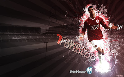 Cristiano Ronaldo-Ronaldo-CR7-Manchester United-Portugal-Transfer to Real Madrid-Wallpapers 5