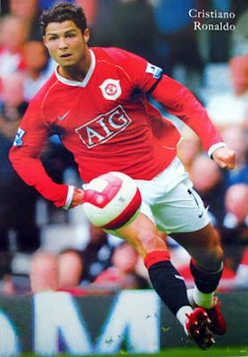 Cristiano Ronaldo-Ronaldo-CR7-Manchester United-Portugal-Transfer to Real Madrid-Posters 5