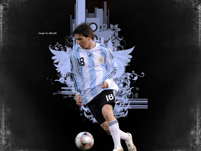 Lionel Messi - Wallpapers 3
