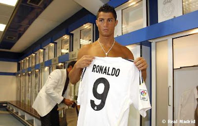 Cristiano Ronaldo Real Madrid - CR9