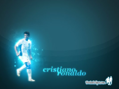 Cristiano Ronaldo Real Madrid - CR9 - Wallpapers 1