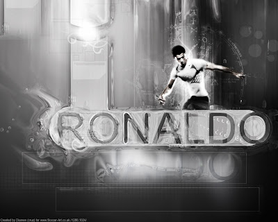 Cristiano Ronaldo Real Madrid - CR9 - Wallpapers 9