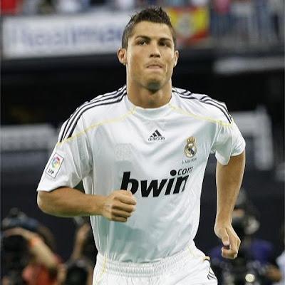 Cristiano Ronaldo 9 - The New