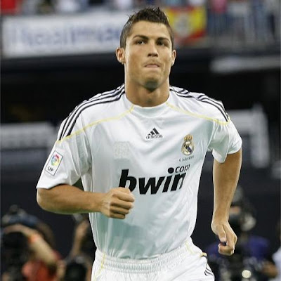 Cristiano Ronaldo 9 - The New Player Real Madrid
