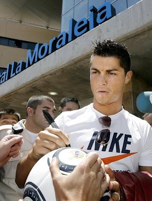 Wallpaper Cristiano Ronaldo: