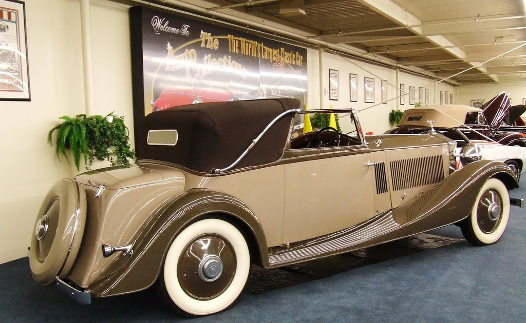 Classic Cars: Antique Cars For Sale