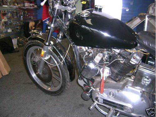 1976 Harley-Davidson Sportster XLCH