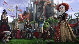 Alice in Wonderland (poster)