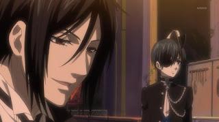 Kuroshitsuji (screenshot)