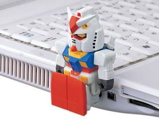 Gundam USB Drive
