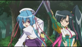 Koihime Musou (Screenshot)