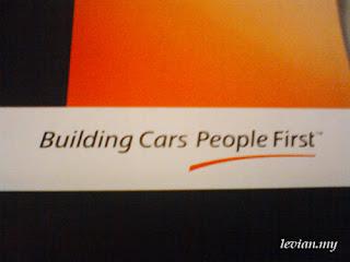 Perodua Slogan (Photograph)