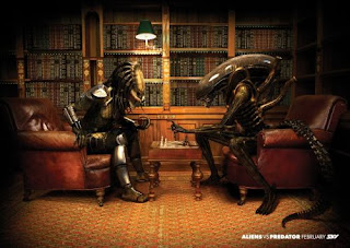 Alien vs. Predator (Chess)