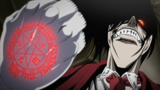 Hellsing Ultimate (Screenshot)
