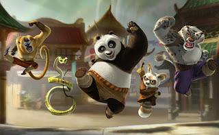 Kungfu Panda (Poster)