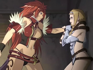 Queen's Blade (Screenshot)
