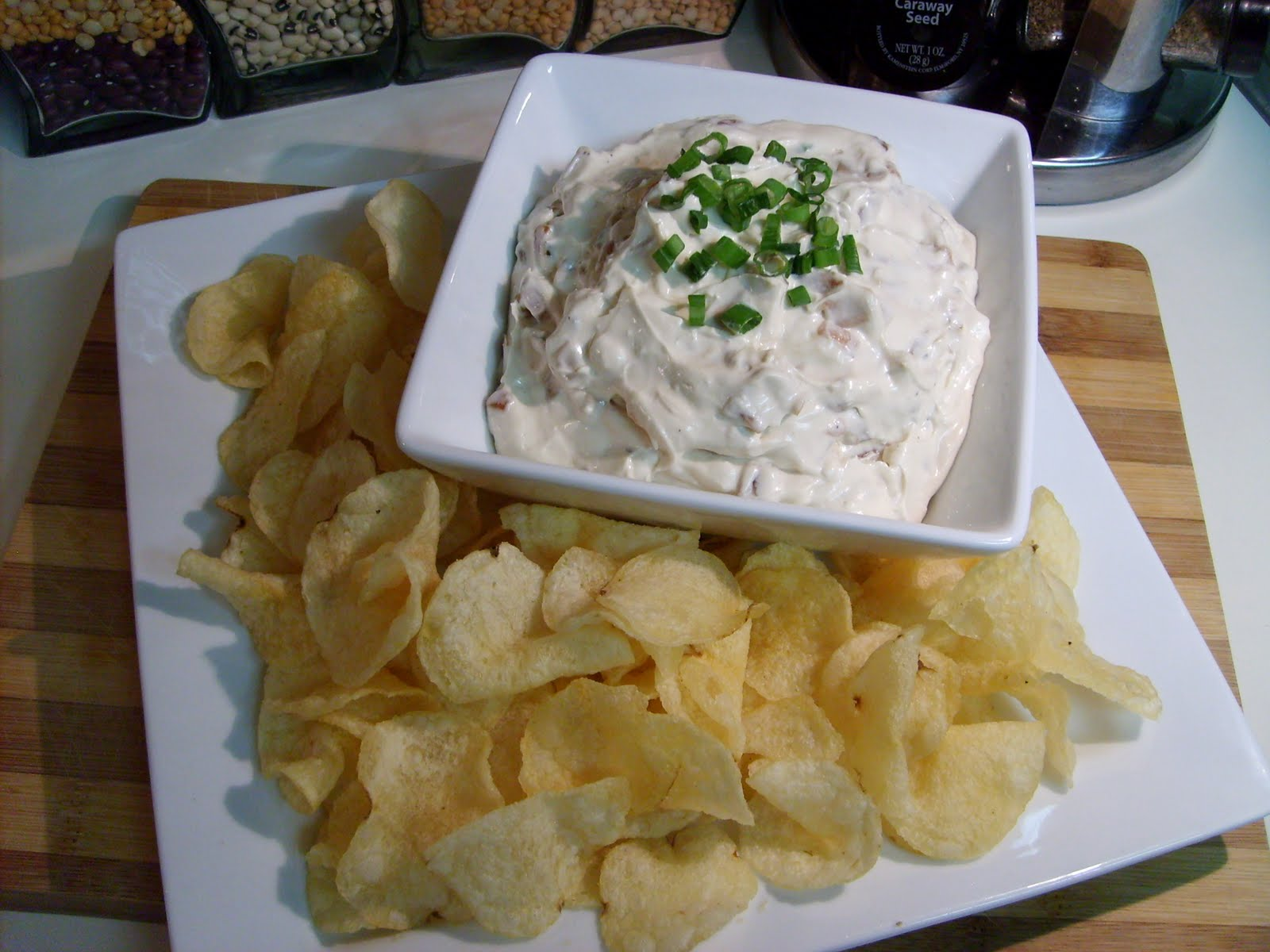 The Open Pantry: Caramelized Onion Dip
