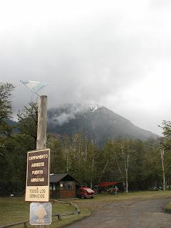 Camping - Traful - Argentina