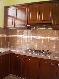 Kitchen cabinet and wardrobe gambar gambar kabinet dapur for Kabinet kitchen set