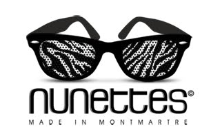 NUNETTES // DESIGN IN MONTMARTRE
