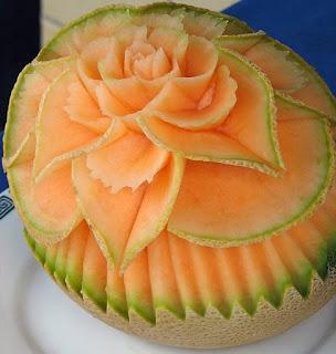 Melón. Fuente: http://fun2inbox.blogspot.com/2010/06/funs.html