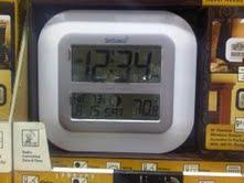 sharp weather station clock atomic wireless spc502 manual
