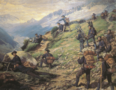 Account of the Battle of Ypres