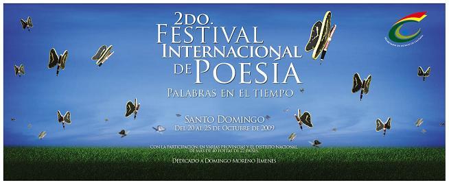 Festival Internacional de Poesía Santo Domingo