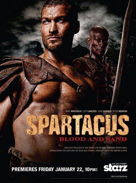 Spartacus: Blood and Sand SAISON 01 DVDRIP [E01 à E13/13] COMPLETE [FS]