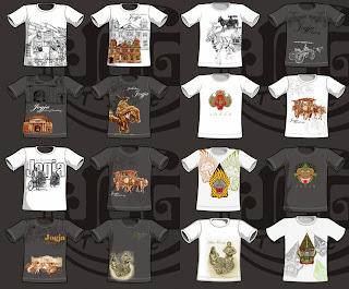 Angkringan kaos Jogja T Shirt ( promosi )