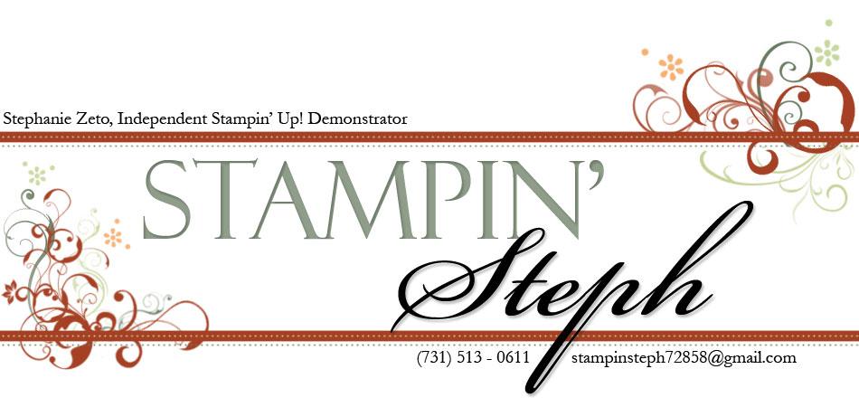 Stampin' Steph