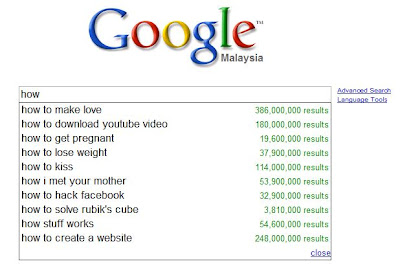 """Google Search results – """"How…"""""""