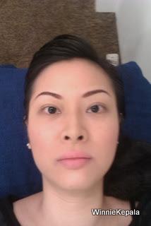 Eyebrow Embroidery - Drawn eyebrows