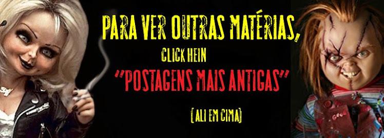 """Postagens Mais Antigas"""" Ali em Cima"""""""