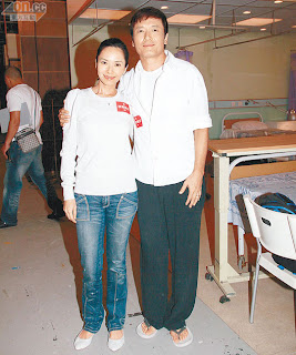 Sonjia Kwok and Michael Miu