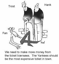 Yankee Ticket License Relocation