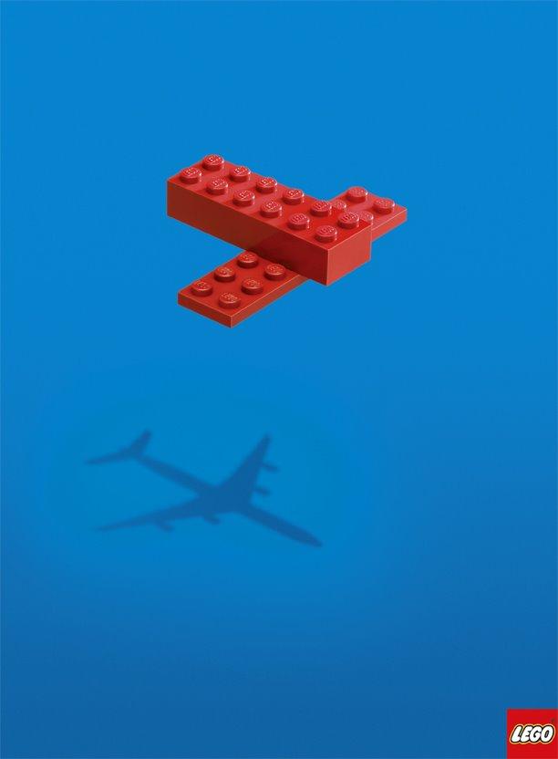 red planes, blue skies