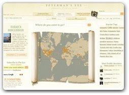 J. Peterman Launches Online Travel Photo Contest