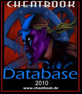 Cheatbook database (2010) �aidimų kodai