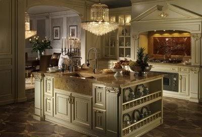 Interior Design Story Gorgeous Classic Italian Kitchen