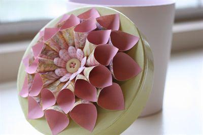 """ Paper Flower """