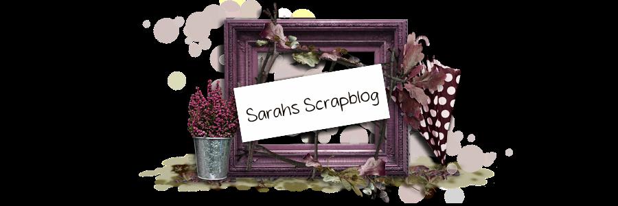 Sarahs Scrapblog