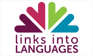 Links into Languages logo