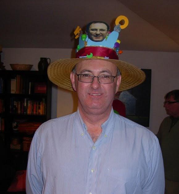 Ronna's Blog: Happy 50th Greg