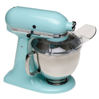 My Kitchen Aid Mixer